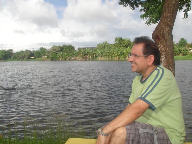 Grupo de Nautimodelismo de Fortaleza no lago do Condomínio Lago_018