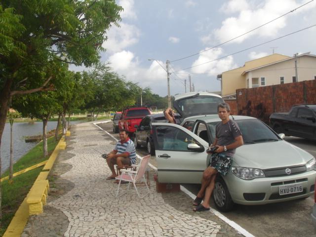 Grupo de Nautimodelismo de Fortaleza no lago do Condomínio Lago_019