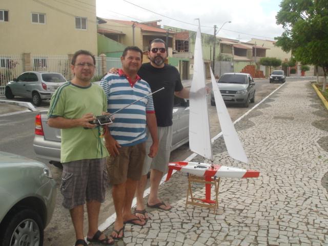 Grupo de Nautimodelismo de Fortaleza no lago do Condomínio Lago_026