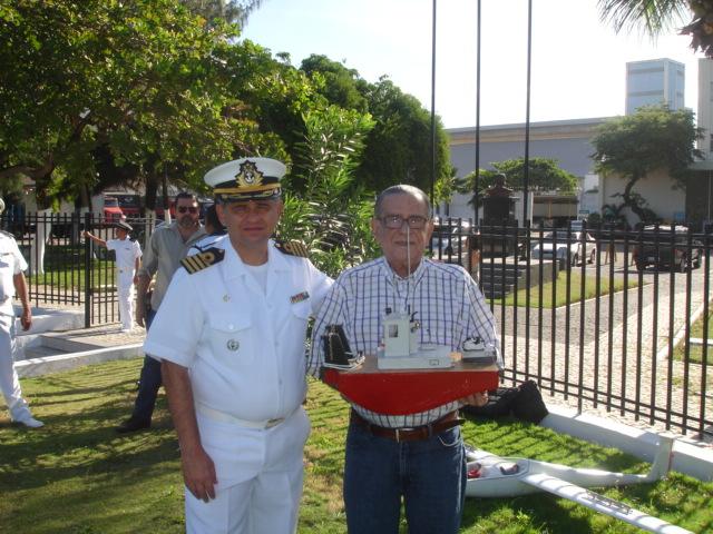 Solenidade de abertura da semana da Marinha do Brasil Marin101