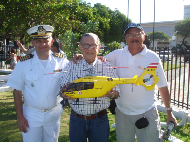 Solenidade de abertura da semana da Marinha do Brasil Marin104