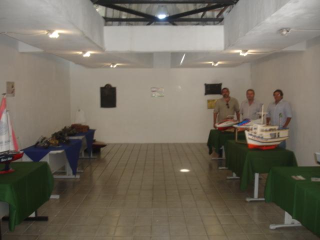 Solenidade de abertura da semana da Marinha do Brasil Marin105