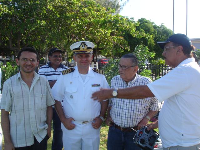 Solenidade de abertura da semana da Marinha do Brasil Marin111