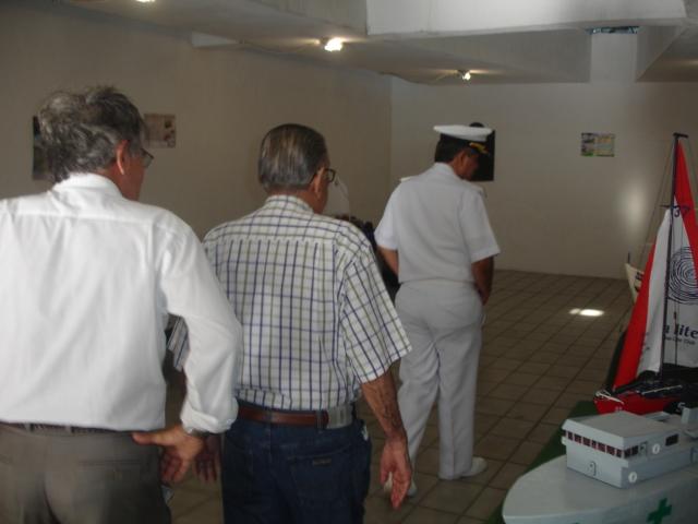 Solenidade de abertura da semana da Marinha do Brasil Marin113