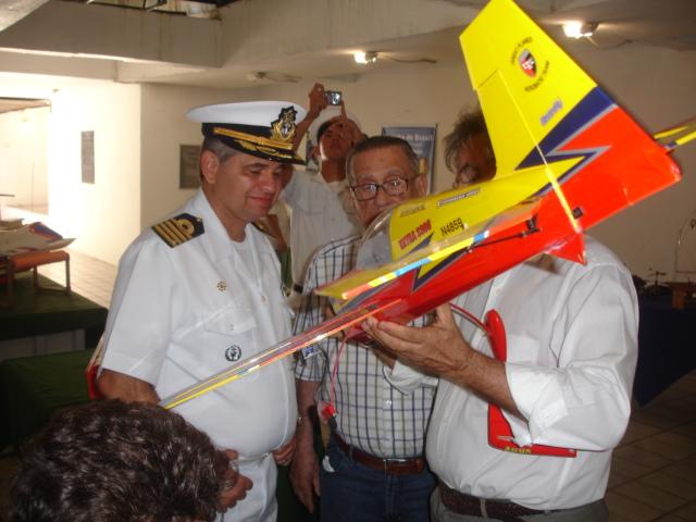 Solenidade de abertura da semana da Marinha do Brasil Marin115