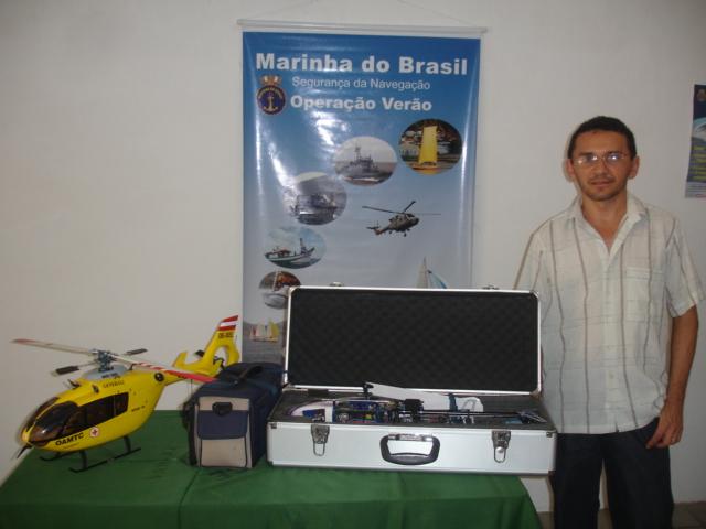 Solenidade de abertura da semana da Marinha do Brasil Marin120
