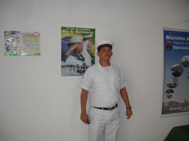 Solenidade de abertura da semana da Marinha do Brasil Marin121