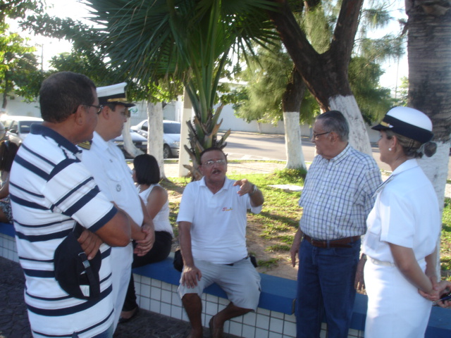 Solenidade de abertura da semana da Marinha do Brasil Marin126