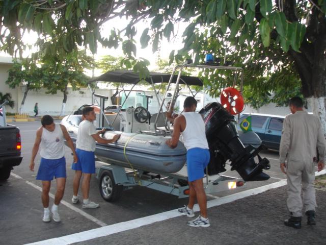 Solenidade de abertura da semana da Marinha do Brasil Marin136