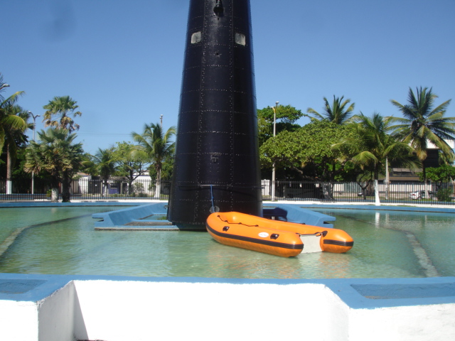 Solenidade de abertura da semana da Marinha do Brasil Marinh10