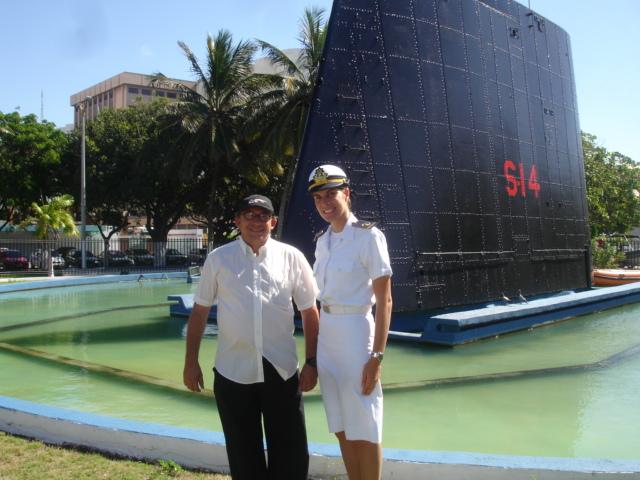 Solenidade de abertura da semana da Marinha do Brasil Marinh11
