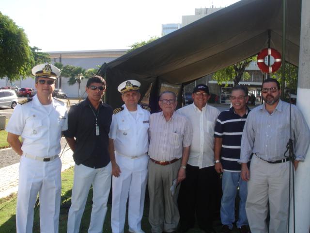 Solenidade de abertura da semana da Marinha do Brasil Marinh14
