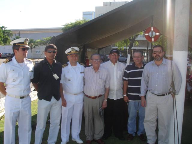 Solenidade de abertura da semana da Marinha do Brasil Marinh15
