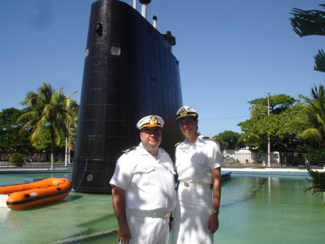 Solenidade de abertura da semana da Marinha do Brasil Marinh16