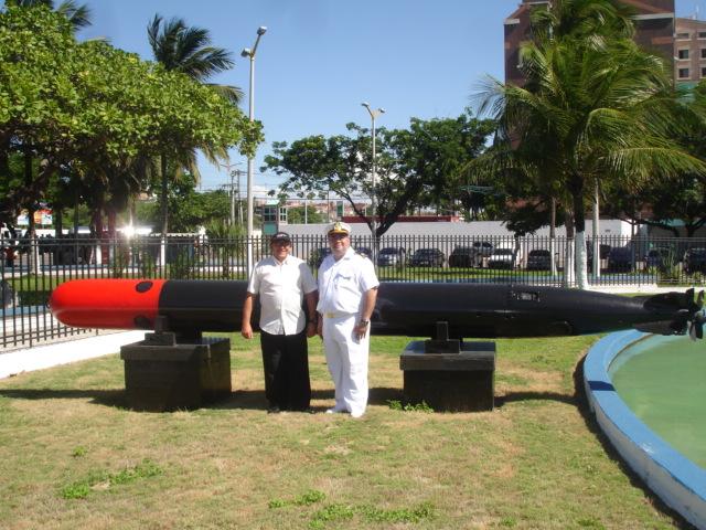 Solenidade de abertura da semana da Marinha do Brasil Marinh17