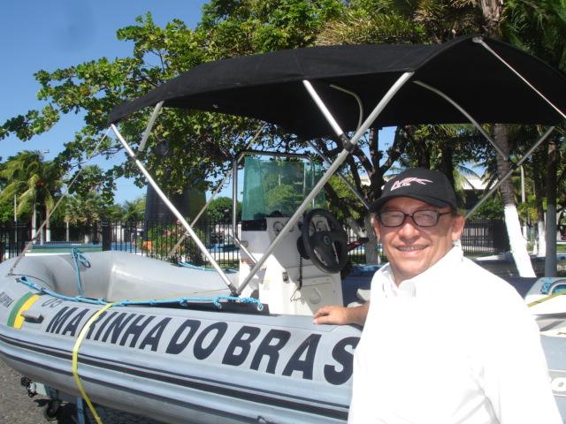 Solenidade de abertura da semana da Marinha do Brasil Marinh19