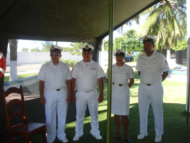 Solenidade de abertura da semana da Marinha do Brasil Marinh20