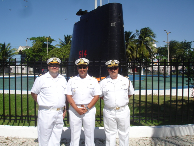 Solenidade de abertura da semana da Marinha do Brasil Marinh21