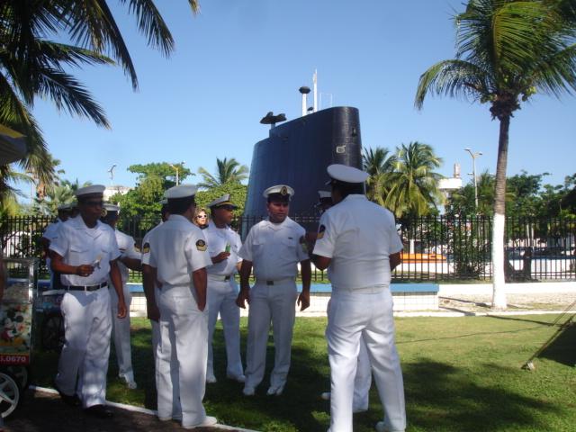 Solenidade de abertura da semana da Marinha do Brasil Marinh22