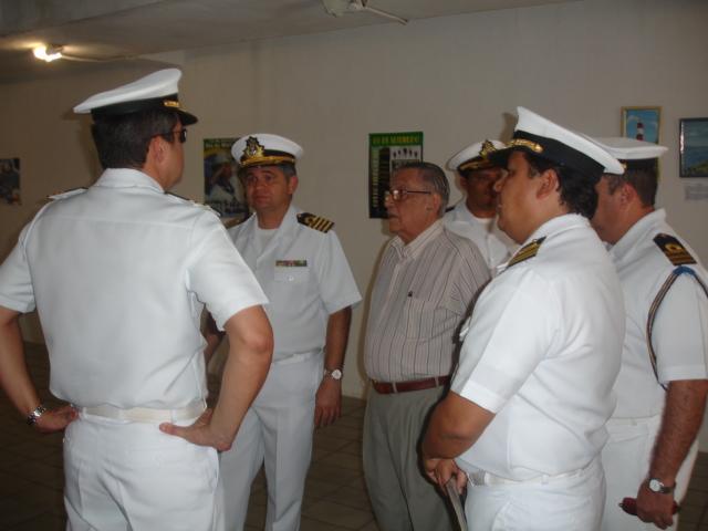 Solenidade de abertura da semana da Marinha do Brasil Marinh26