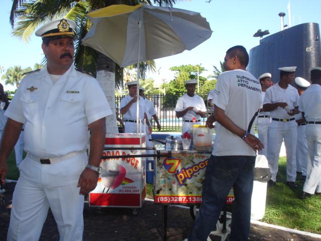 Solenidade de abertura da semana da Marinha do Brasil Marinh28