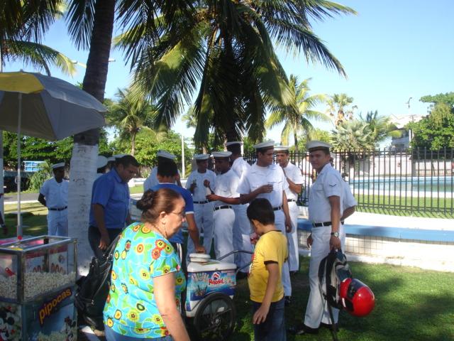Solenidade de abertura da semana da Marinha do Brasil Marinh29