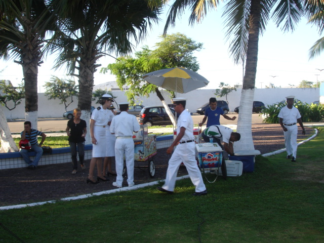 Solenidade de abertura da semana da Marinha do Brasil Marinh30