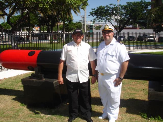Solenidade de abertura da semana da Marinha do Brasil Marinh32