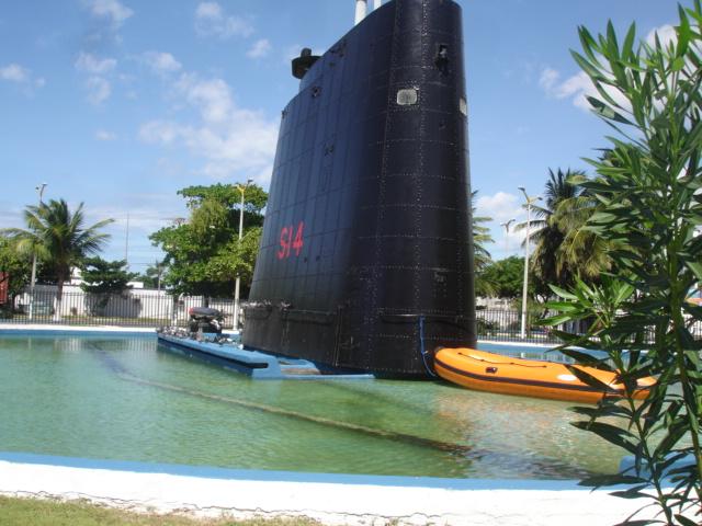 Solenidade de abertura da semana da Marinha do Brasil Marinh67