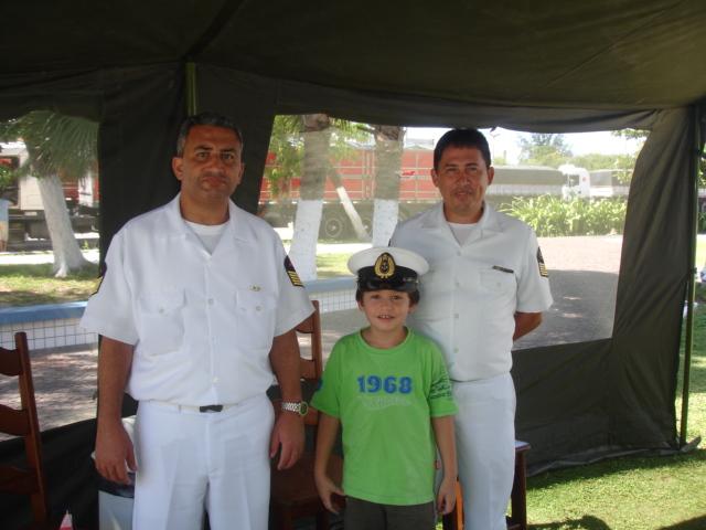 Solenidade de abertura da semana da Marinha do Brasil Marinh68