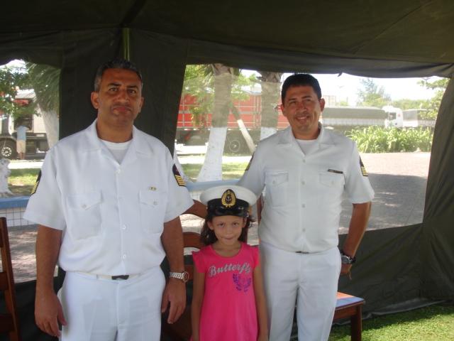 Solenidade de abertura da semana da Marinha do Brasil Marinh69