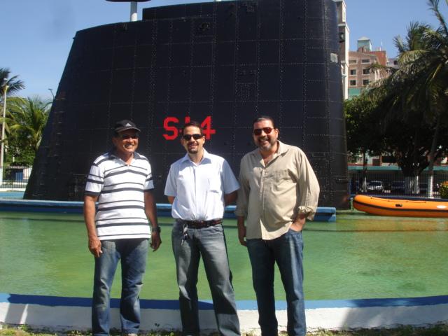 Solenidade de abertura da semana da Marinha do Brasil Marinh76