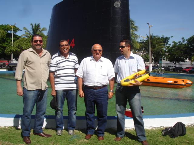 Solenidade de abertura da semana da Marinha do Brasil Marinh77