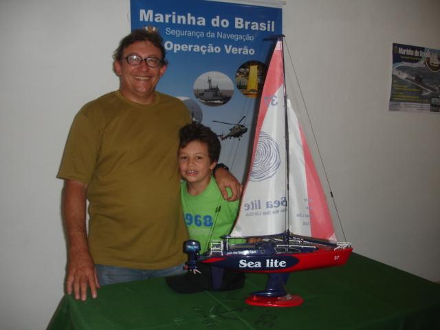 Solenidade de abertura da semana da Marinha do Brasil Marinh80
