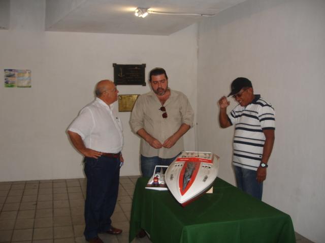 Solenidade de abertura da semana da Marinha do Brasil Marinh81