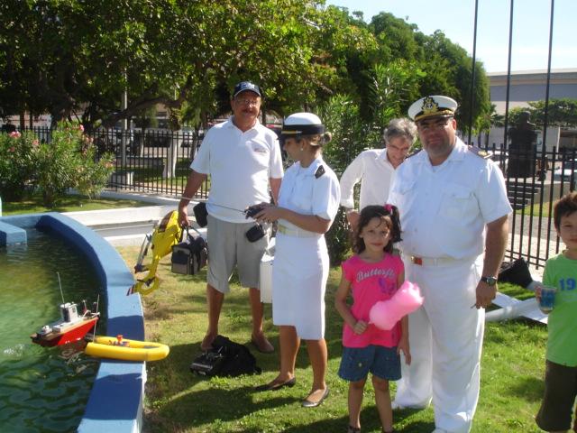 Solenidade de abertura da semana da Marinha do Brasil Marinh84