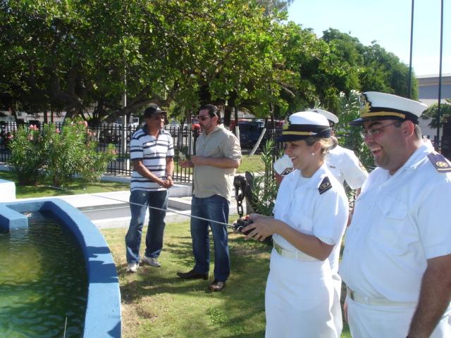 Solenidade de abertura da semana da Marinha do Brasil Marinh86