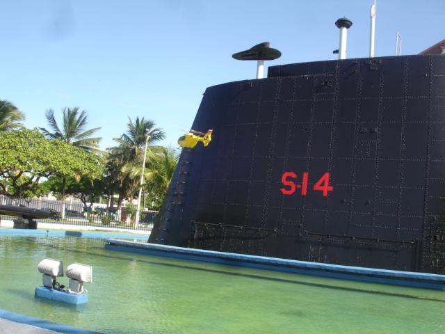 Solenidade de abertura da semana da Marinha do Brasil Marinh91