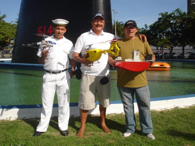 Solenidade de abertura da semana da Marinha do Brasil Marinh92