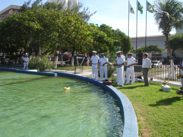 Solenidade de abertura da semana da Marinha do Brasil Marinh95