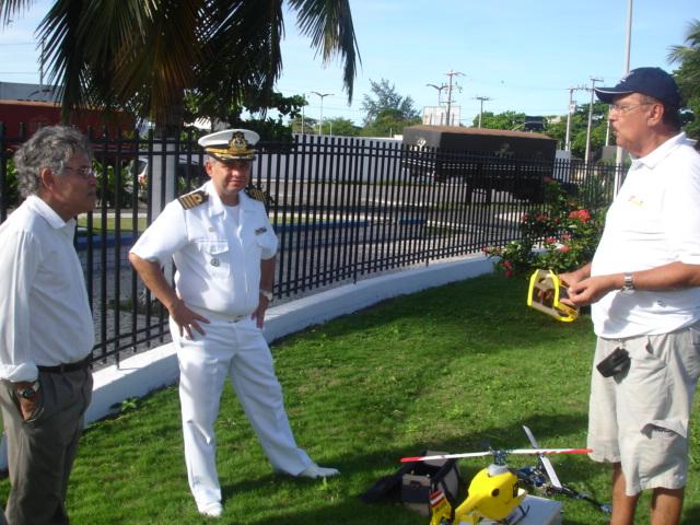 Solenidade de abertura da semana da Marinha do Brasil Marinh96