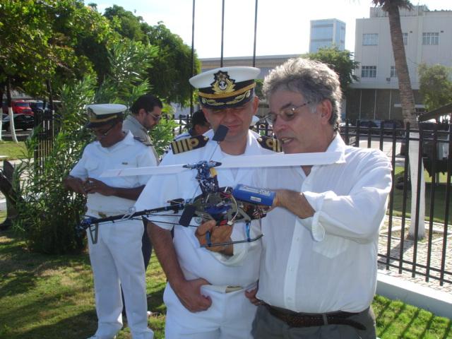 Solenidade de abertura da semana da Marinha do Brasil Marinh97