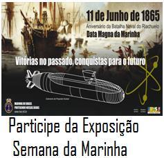 Solenidade de abertura da semana da Marinha do Brasil Sem_ta35