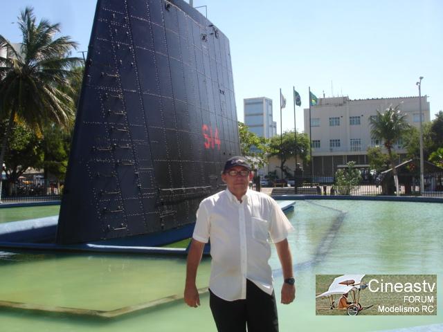 Solenidade de abertura da semana da Marinha do Brasil Sem_ta48