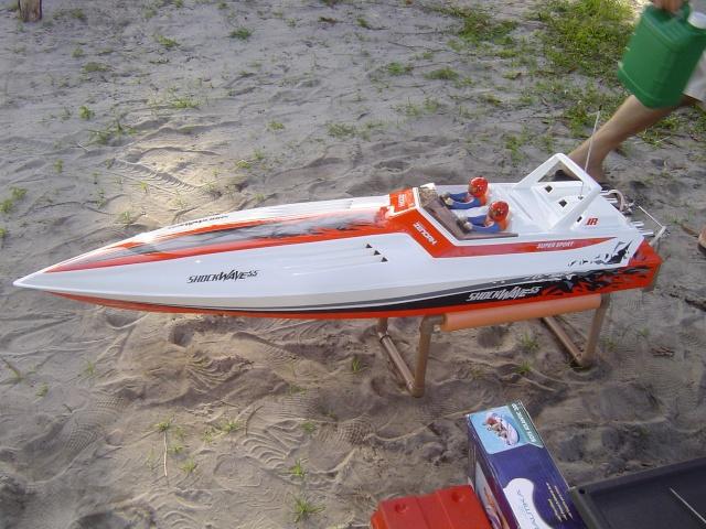 Batismo da lancha shock wave na tongaira - incrivel! Tonga_94