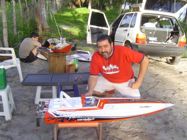 Batismo da lancha shock wave na tongaira - incrivel! Tonga_97