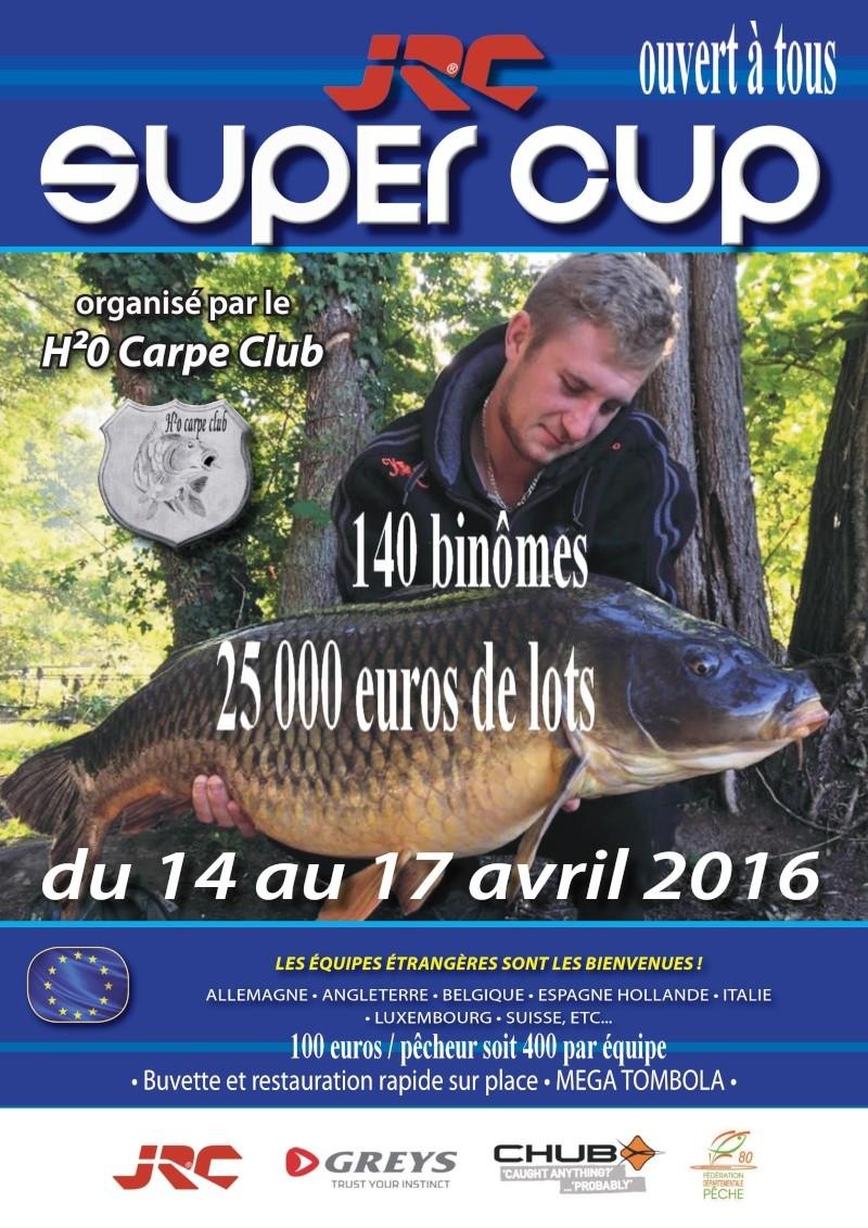 JRC SUPER CUP 2016 Affich10