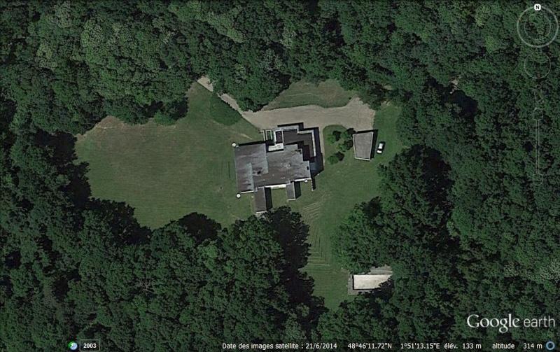 Lieux de tournage de vidéo-clip découverts avec Google Earth Louis_10
