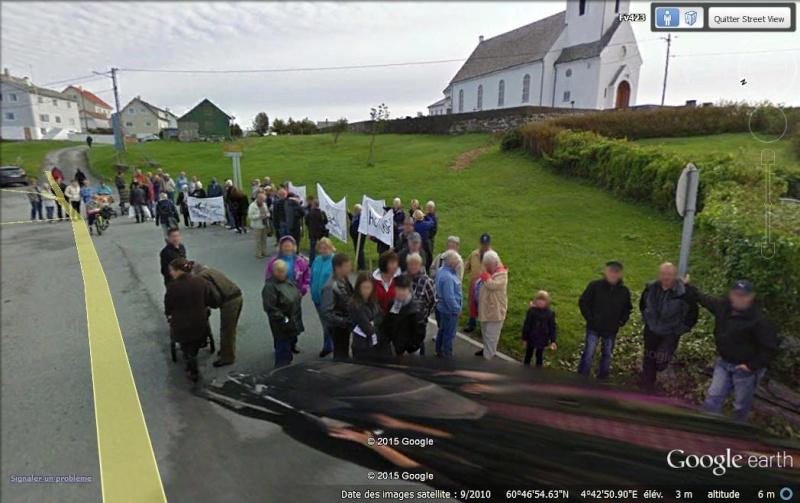"""STREET VIEW: les manifestations dans le Monde vues de la caméra des """"Google Cars"""" - Page 2 Manif310"""