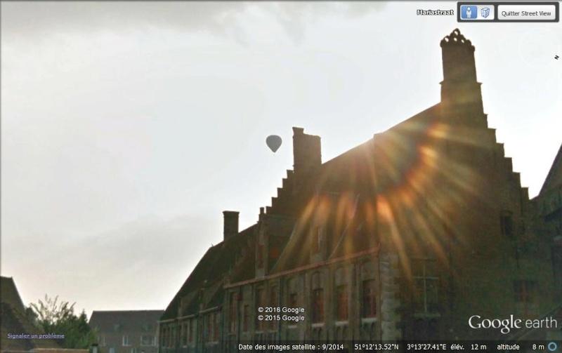 Street View: une montgolfière Mongol10